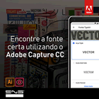 Adobe Capture CC: Encontrando a fonte certa