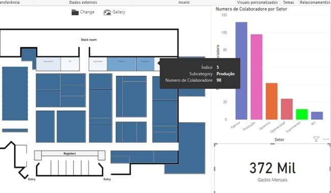 Power BI - Imagem SVG - ENG DTP & Multimídia