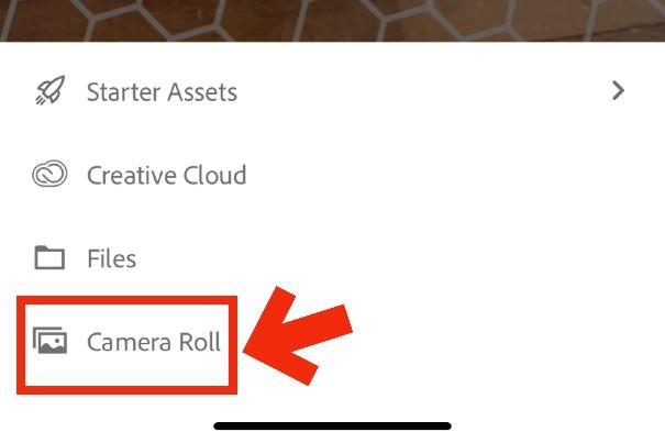 camera-roll-adobe-aero-eng-dtp-multimidia