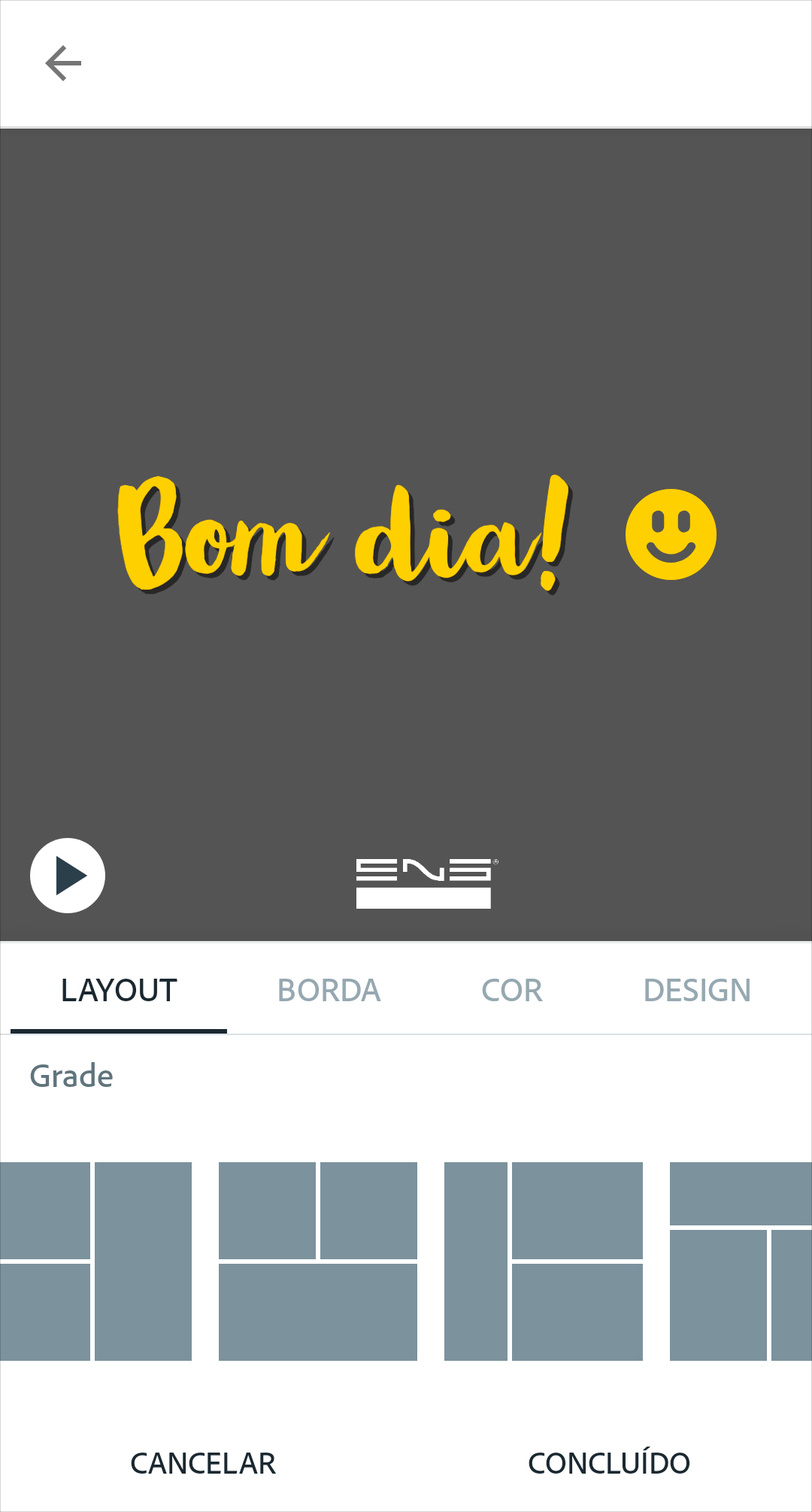 opcao-layout-adobe-spark-post-eng-dtp-multimidia