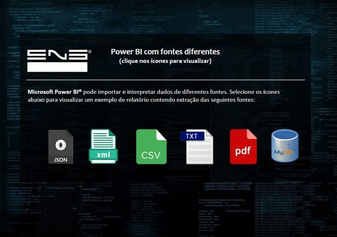 Business Intelligence – Power BI – Fontes de Dados Alternativas