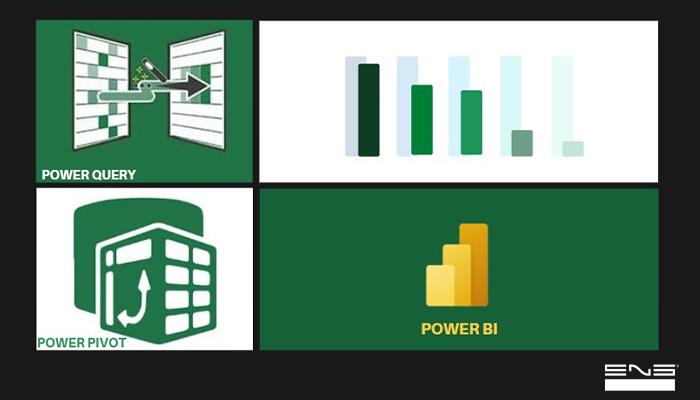 Power BI: Quando usar Power Pivot e Power Query