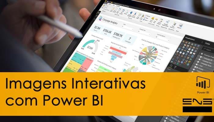 Power BI - Imagens Dinâmicas e Interativas - Synoptic e KPIs