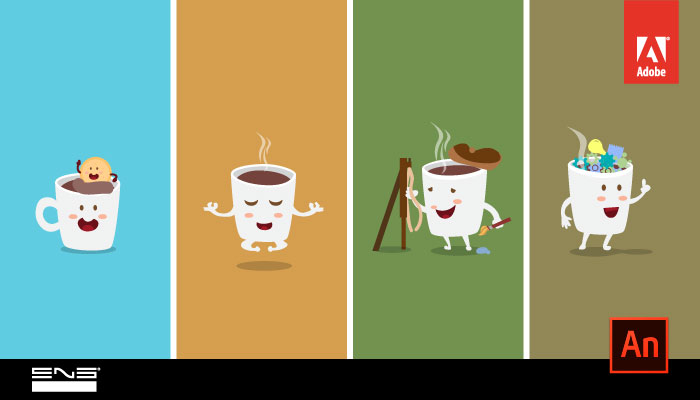 Publique animações para HTML5