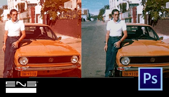 Recupere fotos antigas com Adobe Photoshop CC