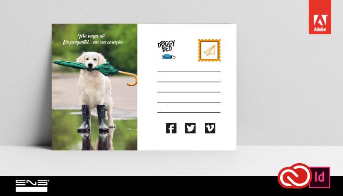 Crie um Cartão Postal