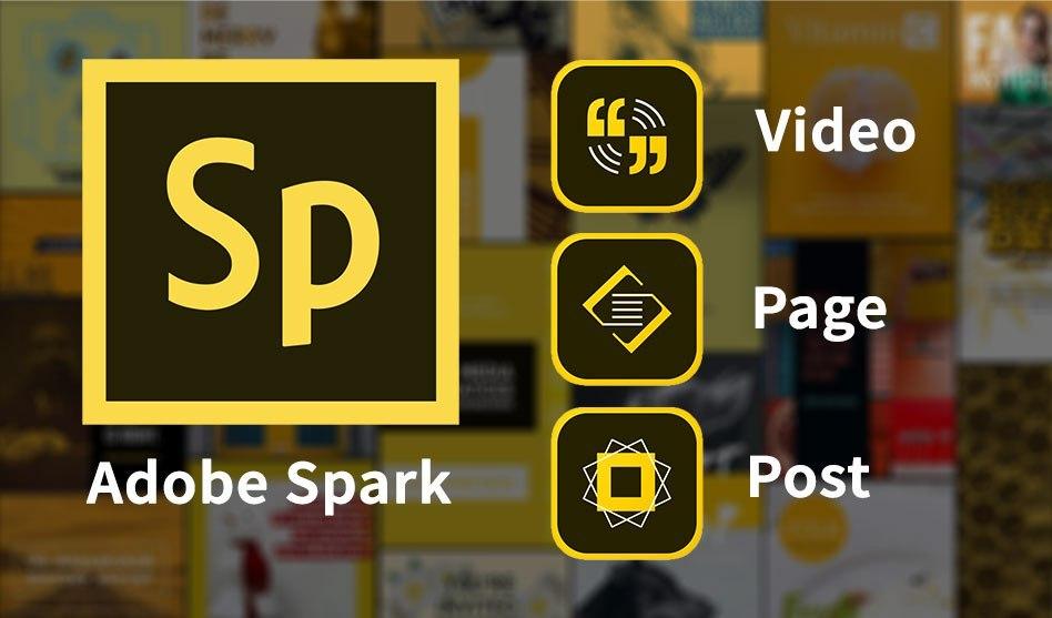 Adobe SPARK: Praticidade nas criações audiovisuais