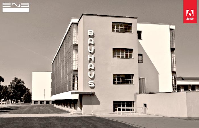 Tipografias perdidas de mestres da Bauhaus, são recriadas pela Adobe