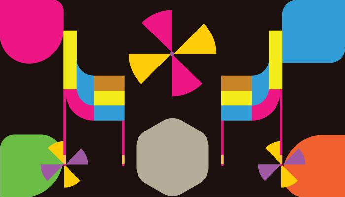 Formas Dinâmicas: elipses, polígonos e linhas