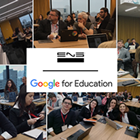 Experience Day com Google for Education para Dirigentes e Coordenadores