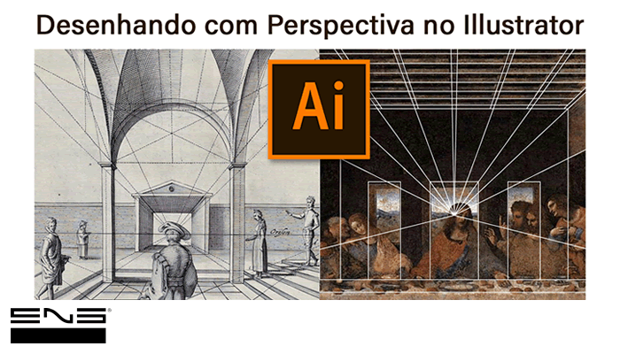 Adobe Illustrator CC:  Desenhando com Perspectiva