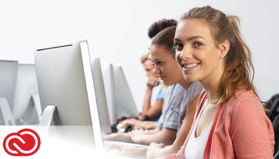 Adobe para Educação: Agora com SHARE DEVICE LICENSE