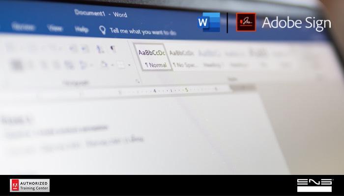 Integração Adobe Sign com Microsoft Word