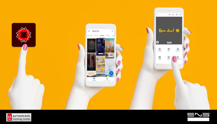 Adobe Spark Post: Aplicativo de Design