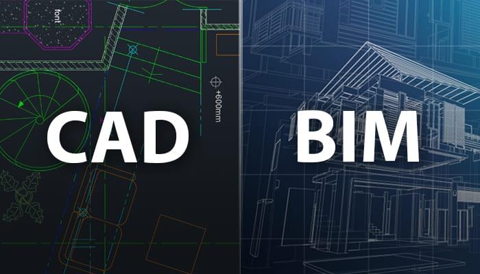 AUTOCAD X REVIT - VANTAGENS DO BIM SOBRE O CAD