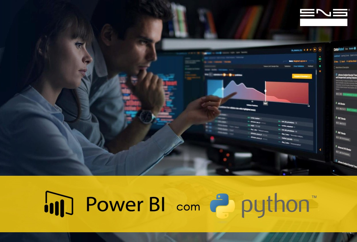 Utilizando Python com Power BI na era do Data Science