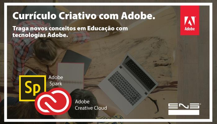 Evolução da lição de casa com o Currículo Criativo com Adobe
