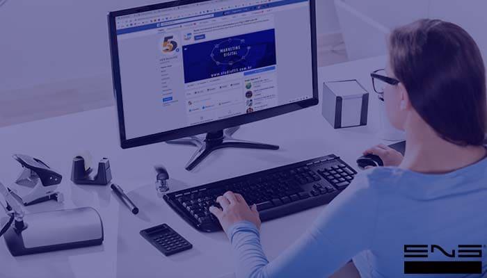Facebook - Capa de Fanpage Responsiva