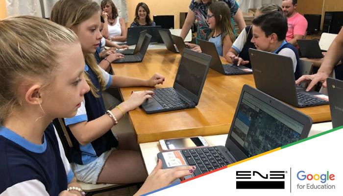 Motivos para o uso de Chromebooks no segmento educacional