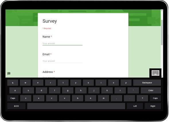 Chromebook em Modo Quiosque