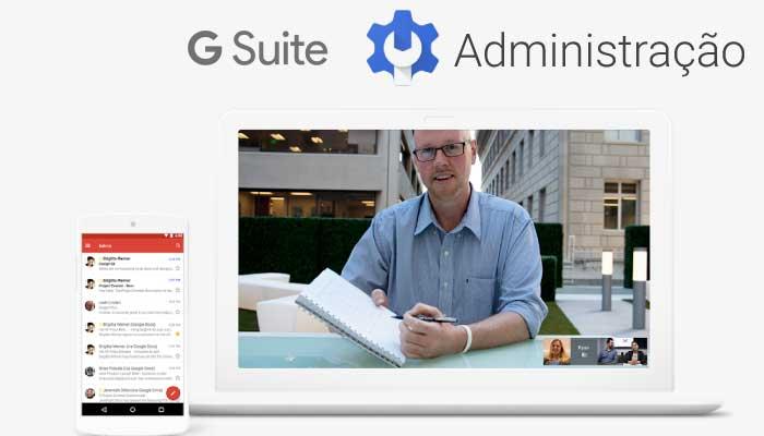 Google para Empresa - Console Google Admin