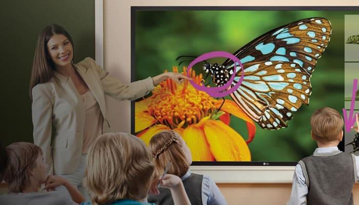 LG investe na transformação digital da educação