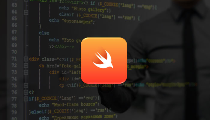 Apps para iOS com Linguagem Swift e IDE