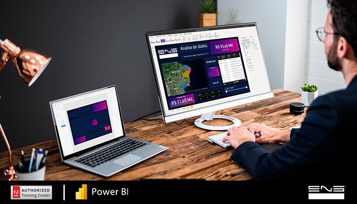 Power BI: aplicando Adobe Xd em um dashboard