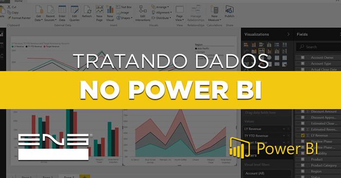 Tratando dados no Power BI