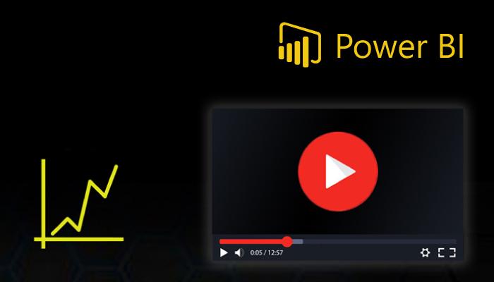 POWER BI: Business Inteligence com Videos