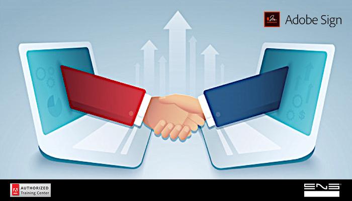Assinaturas eletrônicas aos processos de contratação com Adobe Sign